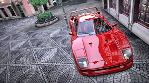 One Of The Most Beautiful Car U0027s I Know Ferrari F40
