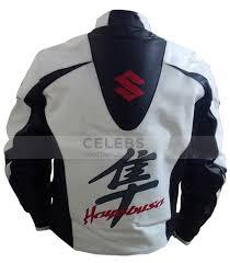 motorcycle racing jacket suzuki hayabusa white motorcycle racing jacket
