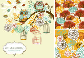 fall clip autumn clipart thanksgiving owls clipart