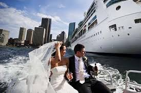 wedding on a boat marco polo cruises all boat yacht rental nyc