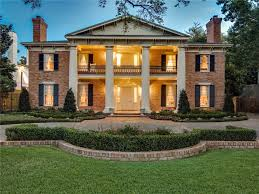 colonial style homes for sale in dallas fort worth texas dream