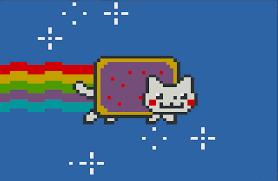 Nyan Meme - nyan cat gif file sstring s string if return devnull if e file
