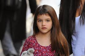 suri cruise u0027s haircut is cuter than ours was at her age photo