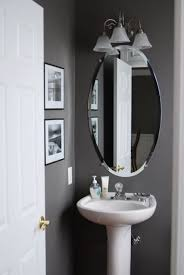 Dark Grey Bathroom Ideas Colors Best 25 Grey Bathroom Decor Ideas On Pinterest Half Bathroom