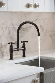 Bridge Faucets For Kitchen Bathroom Contemporary Kohler Faucets For Kitchen Or Bathroom