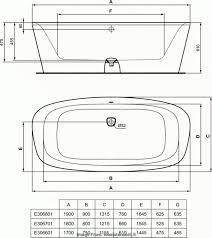 vasche dwg 50 idee di vasche da bagno dwg image gallery