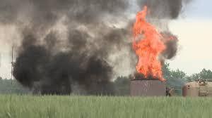 Wildfire Telluride Co by One Killed 3 Injured In Anadarko Oil Tank Explosion In Weld