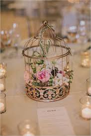 Wedding Reception Table Centerpiece Ideas by Best 25 Birdcage Centerpiece Wedding Ideas Only On Pinterest