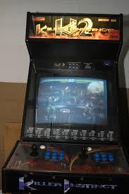 killer instinct arcade cabinet killer instinct 2 v1 4k upgrade kit rom mame roms emuparadise