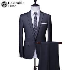 tenue mariage dã contractã homme souhaitable temps robe de mariage costumes pour hommes m 6xl mode
