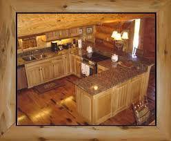 hickory cabinets with granite countertops elk ridge lodge photo gallery