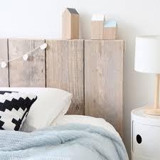 deco chambre tete de lit tête de bois bedrooms room goals and big houses