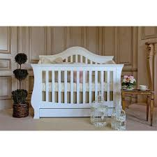 Infant Convertible Cribs Million Dollar Baby Classic Ashbury 4 In 1 Convertible Crib With
