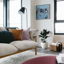 featuring our tawny kumo cushion on the gorgeous wilfred sofa by
