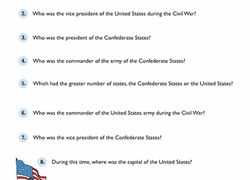 middle history worksheets u0026 free printables education com