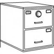 Black Filing Cabinet Gsa Approved Safes Security Containers File Cabinets And Army