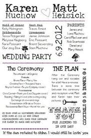 wedding program wording ideas cootie catchers wedding cootie catchers fortune tellers