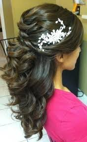 mother of the bride hairstyles partial updo mother of the bride hairstyles partial updo twisted and