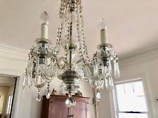 Antique Chandeliers For Sale Antique Crystal Chandelier Ebay