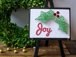 christmas string art for your holiday decor hazel u0026 ruby blog