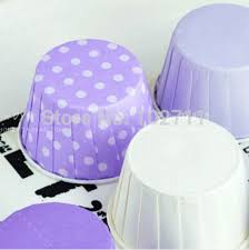 candy cups wholesale wholesale 100 candy cups in light purple polka dots candy nut cups