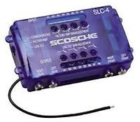 install bay ibloc04 4 channel line output converter from speaker