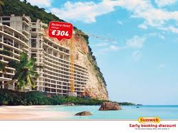 discount travel images Sunweb travel print advert by n 5 early booking discount 3 ads jpg