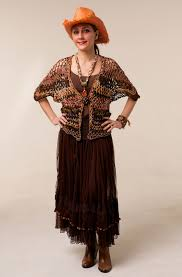 westernwomenwear com bohemian hand knitted one of a kind vest in