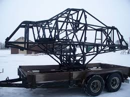 home samson4x4 com samson monster truck 4x4 racing jimmy creten u0027s newest chassis under construction at pei patrick
