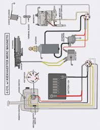 mercury outboard ignition switch wiring diagram mercury outboard