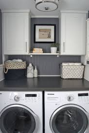 Decorated Laundry Rooms Brilliant Ideas To Save Space In The Laundry Room Tiphero