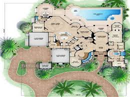 garden home house plans beach house floor plans design with garden 12 extraordinary
