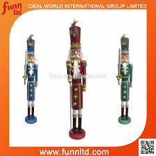 wooden soldier nutcracker for christmas decoration wooden soldier