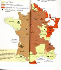 Champagne France Map by Basicmodule