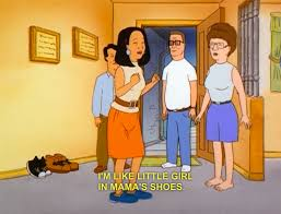 king of the hill peggy hill big hank hill koth