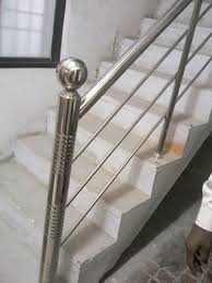 Steel Handrails For Steps Stainless Steel Hand Rail Manufacturer From Chennai