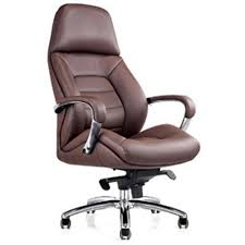Modern Leather Office Chairs Real Leather Executive Office Chair U2013 Cryomats Org