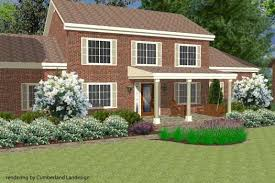 Front Patio Designs by Porch Landscaping Ideas For Your Front Yard And More Porch