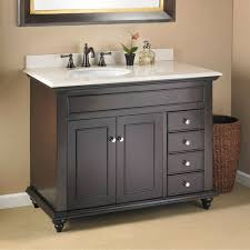ideas innovative 42 inch bathroom vanity cabinet combo awesome