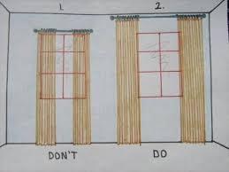 Floor Length Curtains Curtain Length From Floor Gopelling Net