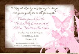 holy communion invitations butterfly holy communion card beautiful script