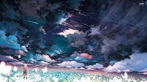 winter anime wallpaper hd anime winter scenery wallpaper siudy net