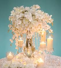 Fake Flower Arrangements Silk Flower Bling Centerpieces Beautiful Artificial Flower Diy