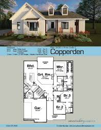 one bungalow house plans best 25 small farmhouse plans ideas on small home