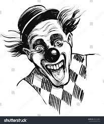 laughing clown stock illustration 600142085 shutterstock