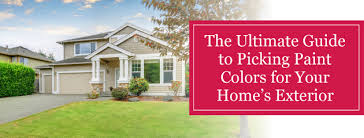 best exterior painting colors for your home home exterior color