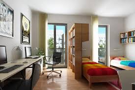 comfortable room arrangement shown in fig ikea u0027s dorm room bedding