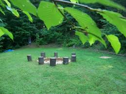 Horseshoe Fire Pit by Activities U0026 Attractions Wil Deer Ness Cabin