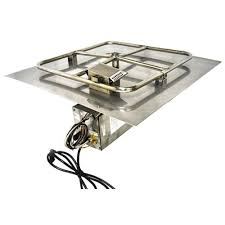 Propane Fire Pit Burners Fire Pit And Fireplace Gas Burners Burner Kits Discount Hearth