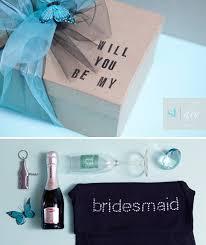 bridesmaid boxes the original diy will you be my bridesmaid box